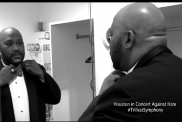 Bun B Performs With Houston Symphony