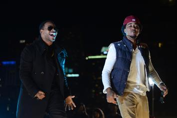 """Eric Bellinger Feat. Problem """"I Don't Want Her"""" Video"""