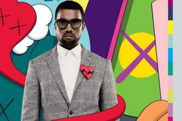 "Kanye West To Re-Release ""808s And Heartbreak"""