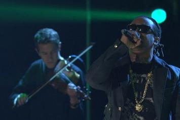 "Ty Dolla $ign & DJ Mustard Perform ""Paranoid"" Live On Arsenio Hall"