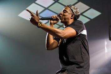 Tom Ford Designs Dress Based Off T-Shirt Worn By Jay Z
