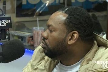 Raekwon On The Breakfast Club