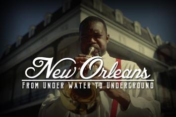 New Orleans Hip-Hop: From Under Water To Underground
