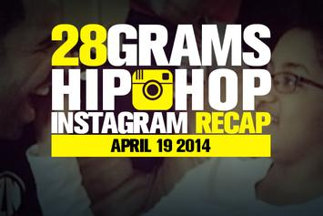 28 Grams: Hip-Hop Instagram Recap (April 19)
