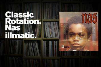"Classic Rotation: Nas' ""Illmatic"" 20 Years Later"