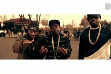 """50 Cent Feat. Kidd Kidd, Styles P & Prodigy """"Chase The Paper"""" Video"""