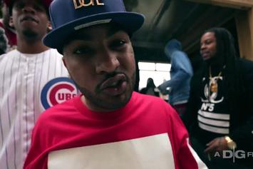 """Reem Feat. Lil Herb, King Louie & Spenzo """"Chicago Conscious (Remix)"""" Video"""