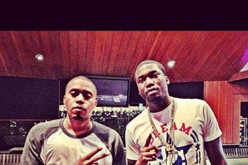 """Meek Mill Previews More Records Off """"Dreams Worth More Than Money"""", Has Collabo With Jay Z & Nas"""