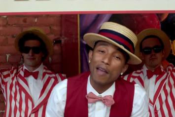 "The Lonely Island Feat. Pharrell ""Hugs"" Video"