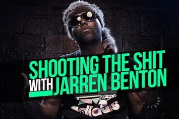 Shooting The Shit With Jarren Benton