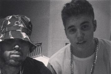 Chris Brown & Justin Bieber Just Recorded A New Song Together