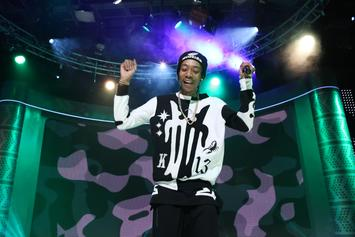 "Wiz Khalifa Reveals ""Stayin' Out All Night"" Music Video Will Be Interactive & Features Tia Carrere"