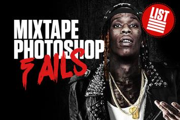 Mixtape Photoshop Fails