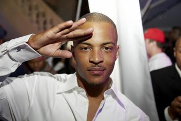 """T.I. Says Jeezy, Rick Ross, Pharrell, The-Dream, Lil Boosie And More Are On """"Paperwork"""""""
