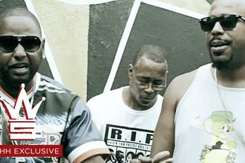 "Capone-N-Noreaga (CNN) Feat. Sadat X ""Bringing The Gods Back"" Video"