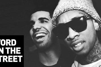 Word On The Street: Tyga Vs. Drake