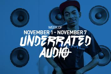 Underrated Audio: November 1- November 7