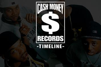 The Cash Money Timeline