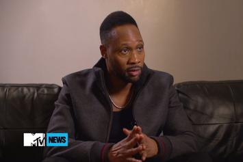 "RZA Discusses Kendrick Lamar's ""Saturday Night Live"" Performance"