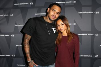 Chris Brown Disses Karrueche Tran, Is Apparently Single Again