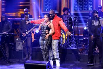 "Rick Ross & K. Michelle Perform ""If They Knew"" On Fallon"