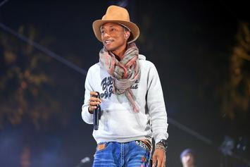 Pharrell Featured In February Issue Of GQ Magazine [Update: Cover Revealed]