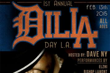 Dilla Day Coming To Los Angeles