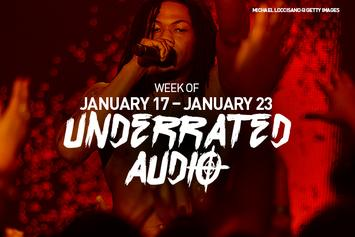 Underrated Audio: January 17- January 23