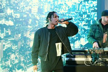 """A$AP Rocky Speaks On His Role In The New Film """"Dope"""""""