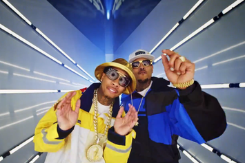 "Chris Brown & Tyga ""Ayo"" Video"