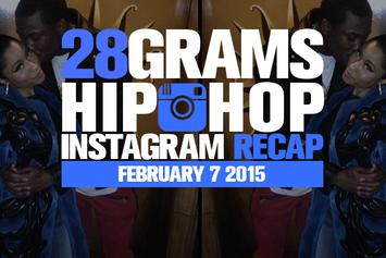28 Grams: Hip-Hop Instagram Recap (Feb. 7)