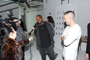 Kanye West Speaks On His Crazy NY Fashion Week