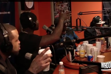 DJ Whoo Kid Interviews G-Unit