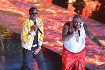 Rick Ross & Meek Mill Reportedly Involved In Club Brawl During All-Star Weekend