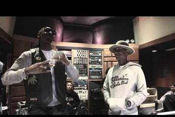 "Snoop Dogg Feat. Pharrell ""BUSH Trailer 1"" Video"