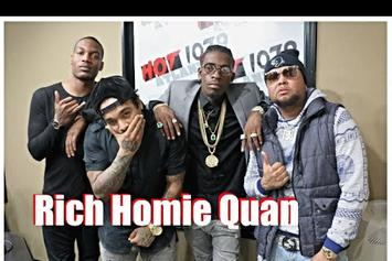 Rich Homie Quan Talks Taking A Break From Rich Gang & His New Sound