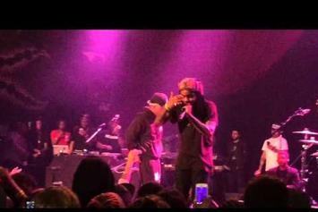 """Wale & Chance The Rapper Perform """"Friendship Heights"""" In Chicago"""
