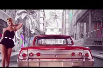 "Chanel West Coast ""Bass In The Trunk"" Video"