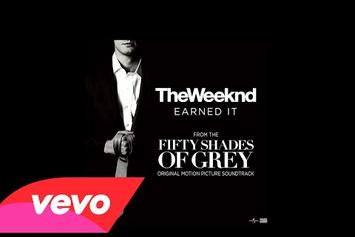 "The Weeknd ""Earned It"" (Lyric Video)"