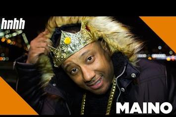 Maino Talks On Brooklyn, Police Brutality & New Book He's Writing