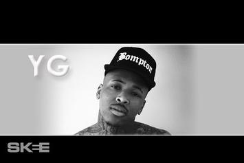 "YG Talks ""Blame It On The Streets"" With DJ Skee"