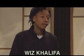 """Wiz Khalifa's Insane Interview On """"The Eric Andre Show"""""""