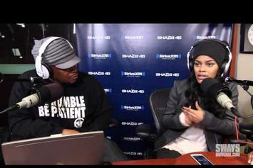 Teyana Taylor On Sway In The Morning