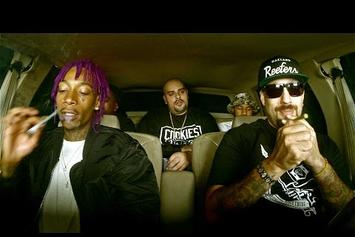 "Wiz Khalifa Joins B-Real In ""The Smokebox"""
