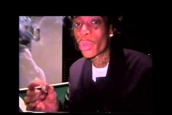 "Wiz Khalifa ""James Bong"" Video"