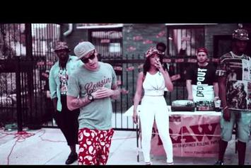 "CJ Fly, Nitty Scott MC, Chris Webby & Smoke Dza ""RAW Cypher"" Video"