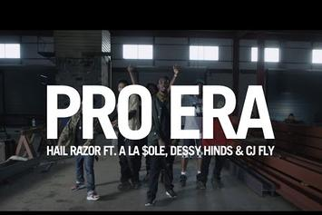 "Pro Era ""Hail Razor"" Video"