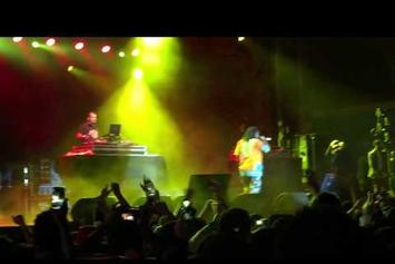 """Lupe Fiasco Freestyles Over """"I Don't Like"""" At AAHH! Fest"""