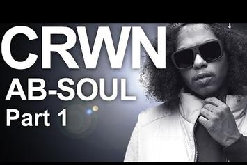 Elliott Wilson's CRWN Interview With Ab-Soul (Part 1)