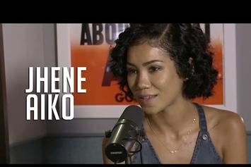 Jhene Aiko On Ebro In The Morning
